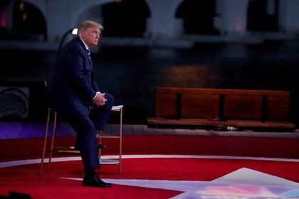 Donald Trump. REUTERS/Carlos Barria