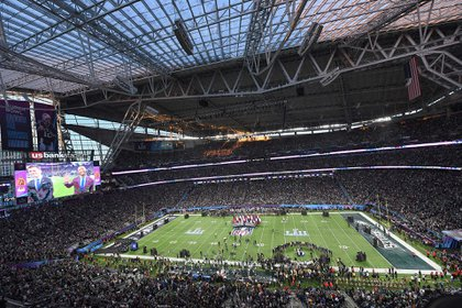Super Bowl LII (Foto: AFP)