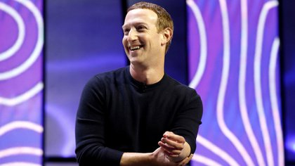 Mark Zuckerberg, fundador y CEO de Facebook (George Frey/Bloomberg)