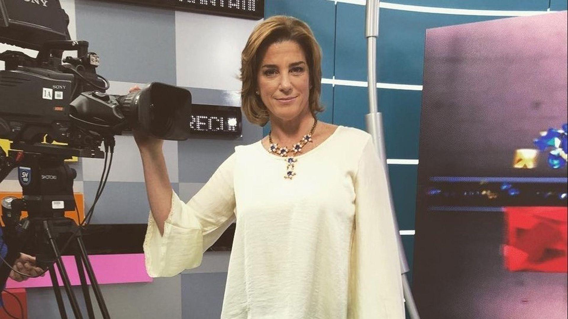 Débora Pérez Volpin ejerció el periodismo durante muchos años