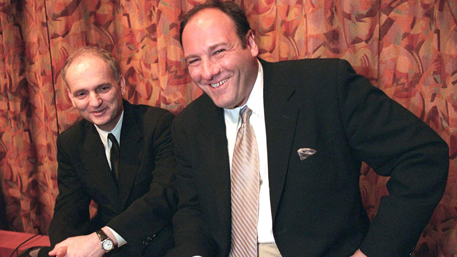 Pese a su actuación multipremiada, Gandolfini decía que todo era mérito del guión escrito por David Chase