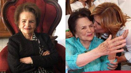 Murió Alicia Arellano Tapia, madre de Claudia Pavlovich, gobernadora de Sonora