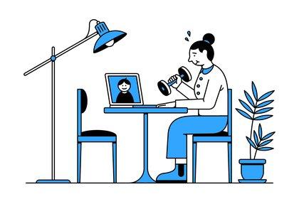 La pandemia cambió la forma en la que las personas se relacionan, trabajan e interactúan (NYTNS)