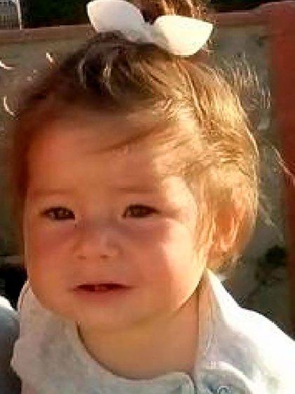 """Agustina Pascal, otra de las víctimas de las denominadas """"balas locas"""" en Chile.  Agustina recibió un impacto, en la comuna de Puente Alto, a unos 27 kilómetros de Santiago, que le quitó la vida (Fotografía de RRSS familiar)"""