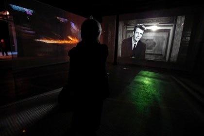 """El actor italiano Marcello Mastroianni en las película """"La Dolce Vita"""", de Federico Fellini, quien será homenajeado en el Decorativo por su centenario (REUTERS/Alessia Pierdomenico)"""