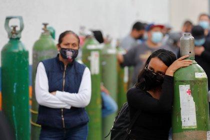 En Aguascalientes, 13,210 personas se han recuperado de la enfermedad de coronavirus (Foto: EFE / Francisco Guasco)