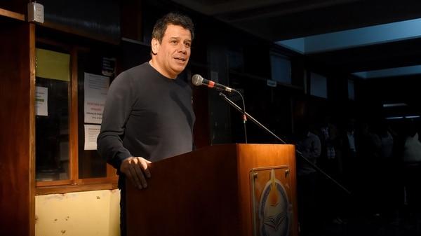 El experto en neurociencia dijo que se necesita más educación para lograr que el país prospere así como él y otras personas sueñan y millones de argentinos también lo desean (Nicolás Stulberg)