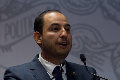 Marko Cortés Mendoza, presidente del PAN  (Foto: Cuartoscuro)
