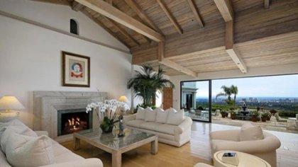 El nuevo hogar de James en Beverly Hills (Gentileza expansión)