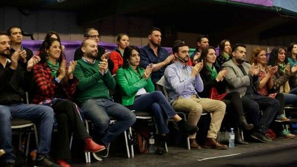 Victoria Donda y Leonardo Grosso trabajarán en el mismo espacio político en la Cámara baja