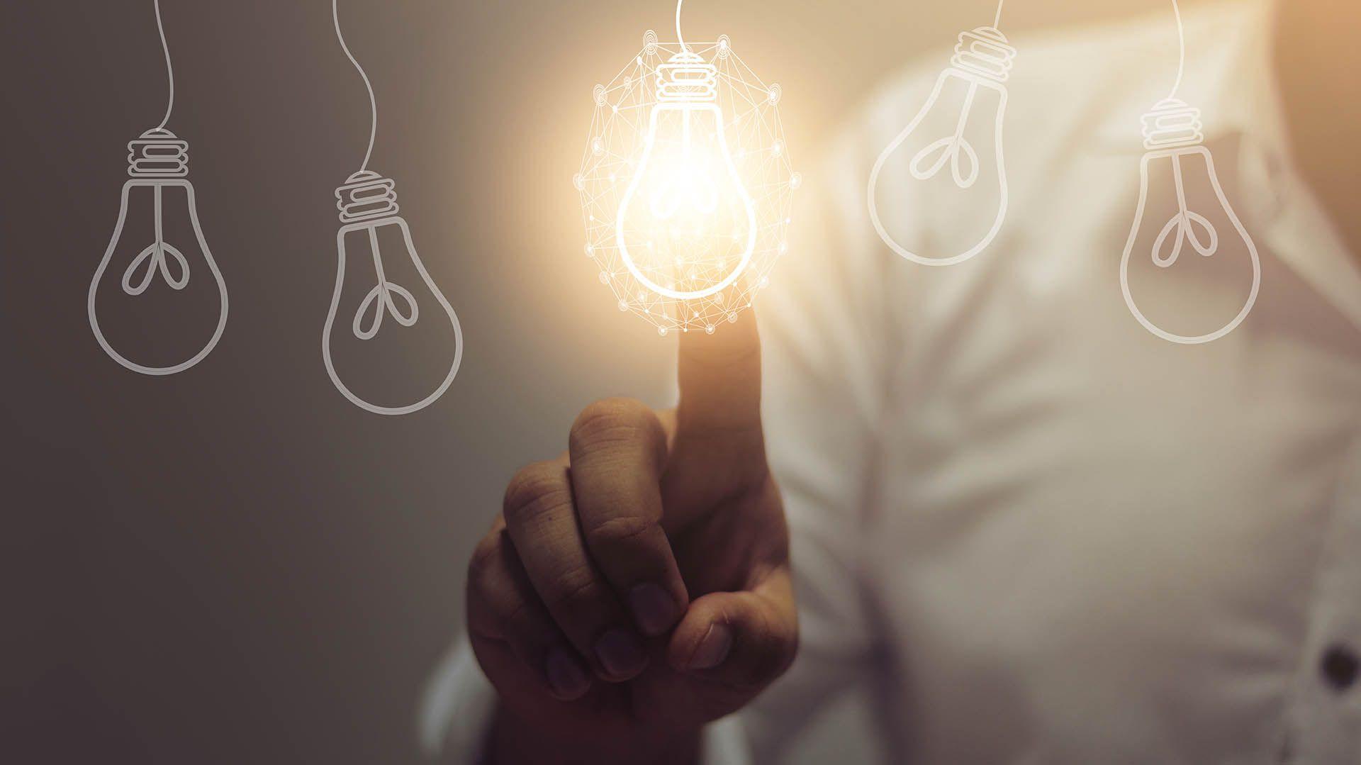 Hay varias aplicaciones que permiten organizar las ideas de manera sencilla (Shutterstock)