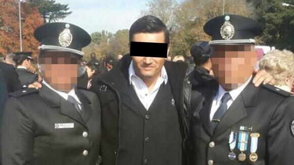 "Diego Gustavo Mauad, alias ""Gustavo"", procesado en la causa."