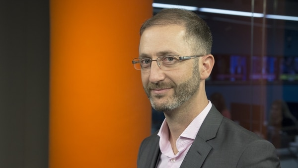 Federico Trucco, accionista y CEO de la empresa (Crédito: Santiago Saferstein)