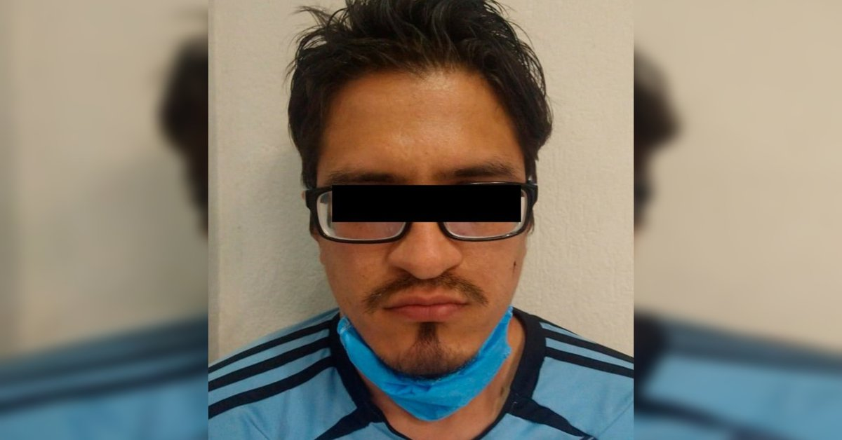 Naucalpan: They arrested a Man who was transporting a dismembered Body in Garbage bags