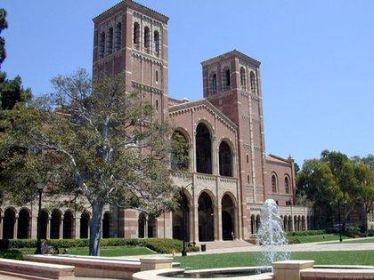 El campus en Los Ángeles de la Universidad Estatal de California