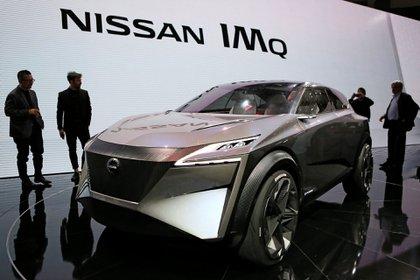 El nuevo Nissan IMQ,un SUV eléctrico de autonomía extendida y340 CV de potencia