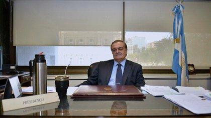 Alberto Lugones, presidente del Consejo de la Magistratura de la Nación (Gustavo Gavotti)