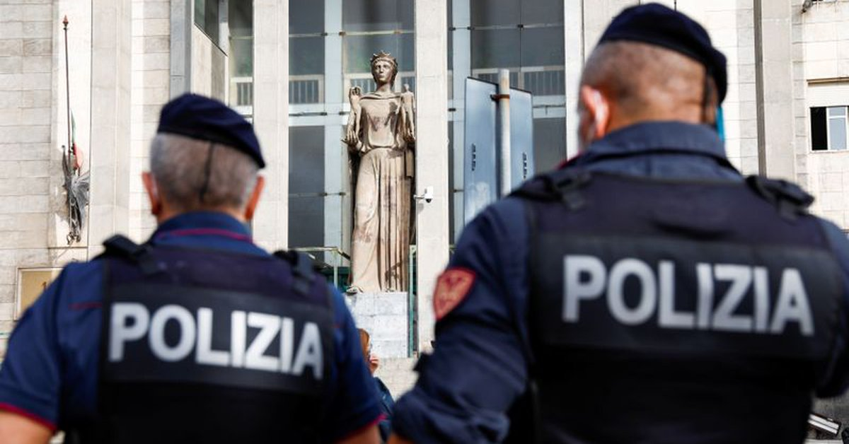 They arrested in Italy a Mexican accused of murdering his wife and strangling their son