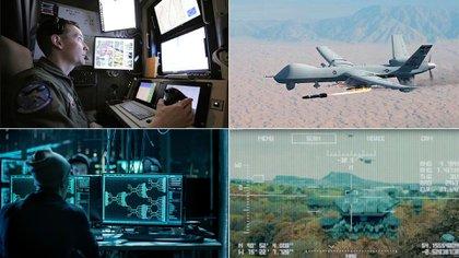 Inteligencia Artificial aplicada en Defensa