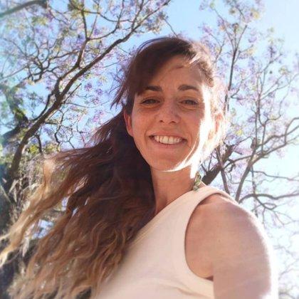 Georgina Mollo tiene 37 años y formó una familia
