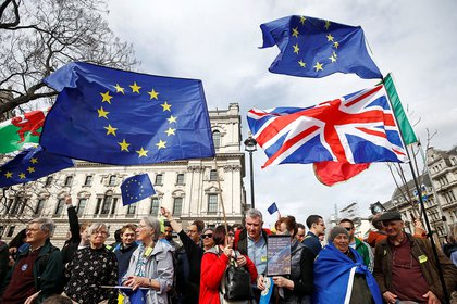 Johnson advirtió que podría haber un Brexit sin acuerdo (REUTERS/Henry Nicholls)