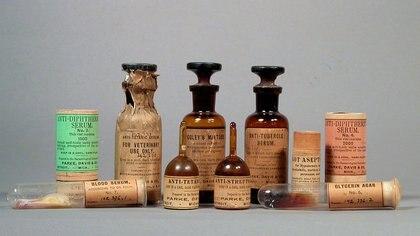 Algunos de los productos que se pueden encontrar en la muestra (Cortesía: Smithsonian Institution / The Washington Post)