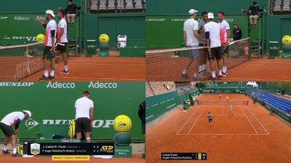 Video | El matchpoint con el que Juan Sebastián Cabal y Robert Farah se metieron a los cuartos de final del ATP Masters 1000 de Monte-Carlo