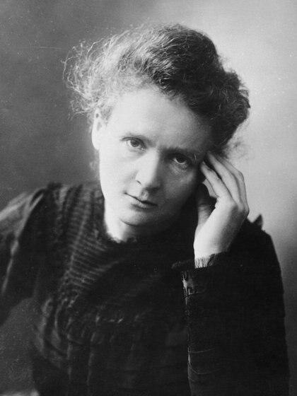 Marie Curie (Museo de Ciencia y Tecnología de Suecia)