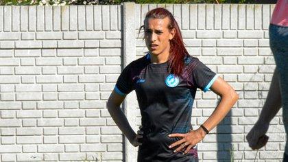 La delantera de 23 años disputó los amistosos de pretemporada con Villa San Carlos (Prensa Fútbol Femenino Villa San Carlos)