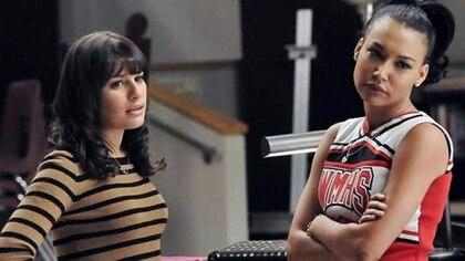 """Naya Rivera fue una de las protagonistas de """"Glee"""" y la primera en exponer los malos tratos de Lea Michele en el rodaje del programa"""