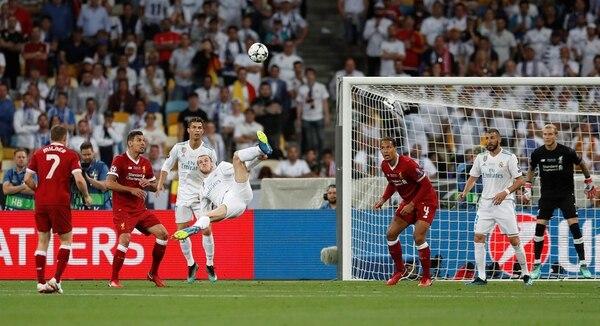 Gareth Bale fue el héroe del equipo y minutos después del partido reconoció que puede marcharse