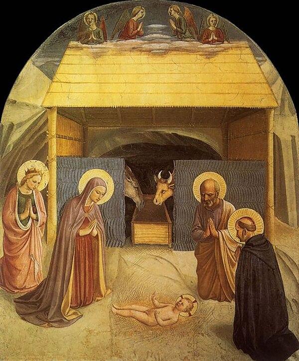 """Días de Epifanía o los """"días en que la imagen de Jesús les fue revelada a los hombres"""". Según la tradición, es el período entre el 25 de diciembre y el 6 de enero"""