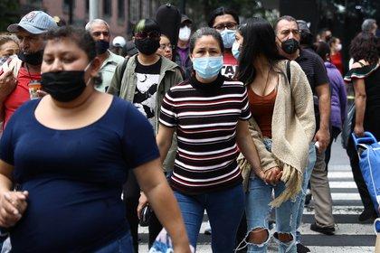 La Secretaría de Salud registró 733,717 contagios y 76,603 defunciones por COVID-19, hasta este lunes 28 de septiembre (Foto: Europa Press)