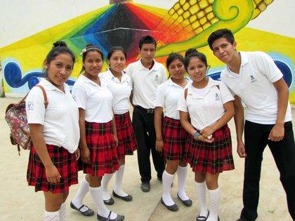 La Secretaría de Educación Pública, a través de la Coordinación Nacional de Becas para el Bienestar Benito Juárez, mantiene cuatro programas de apoyo a niñas, niños, adolescentes y jóvenes (Foto: Coordinación Nacional de Becas para el Bienestar Benito Juárez)