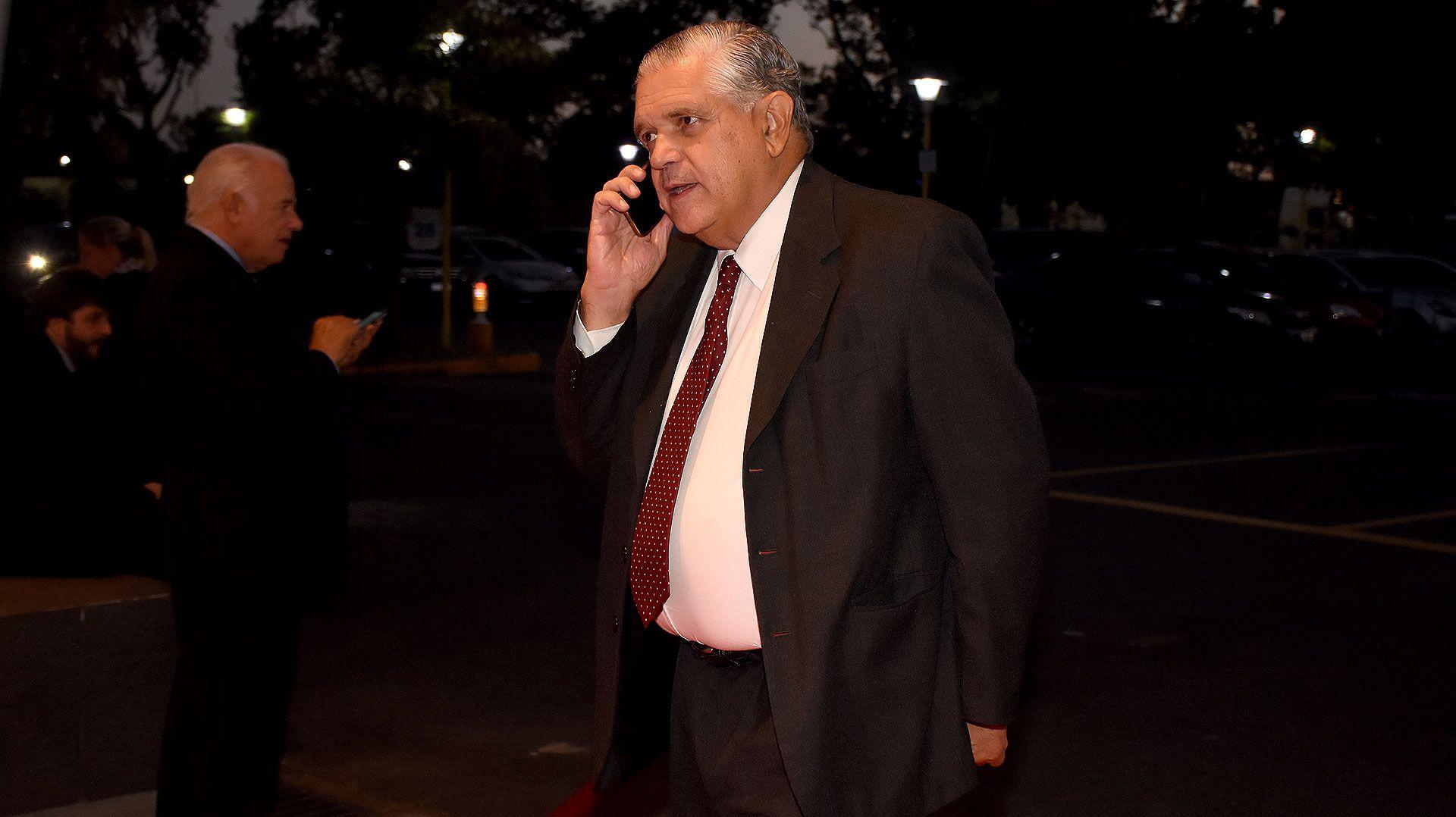 El economista Ricardo López Murphy