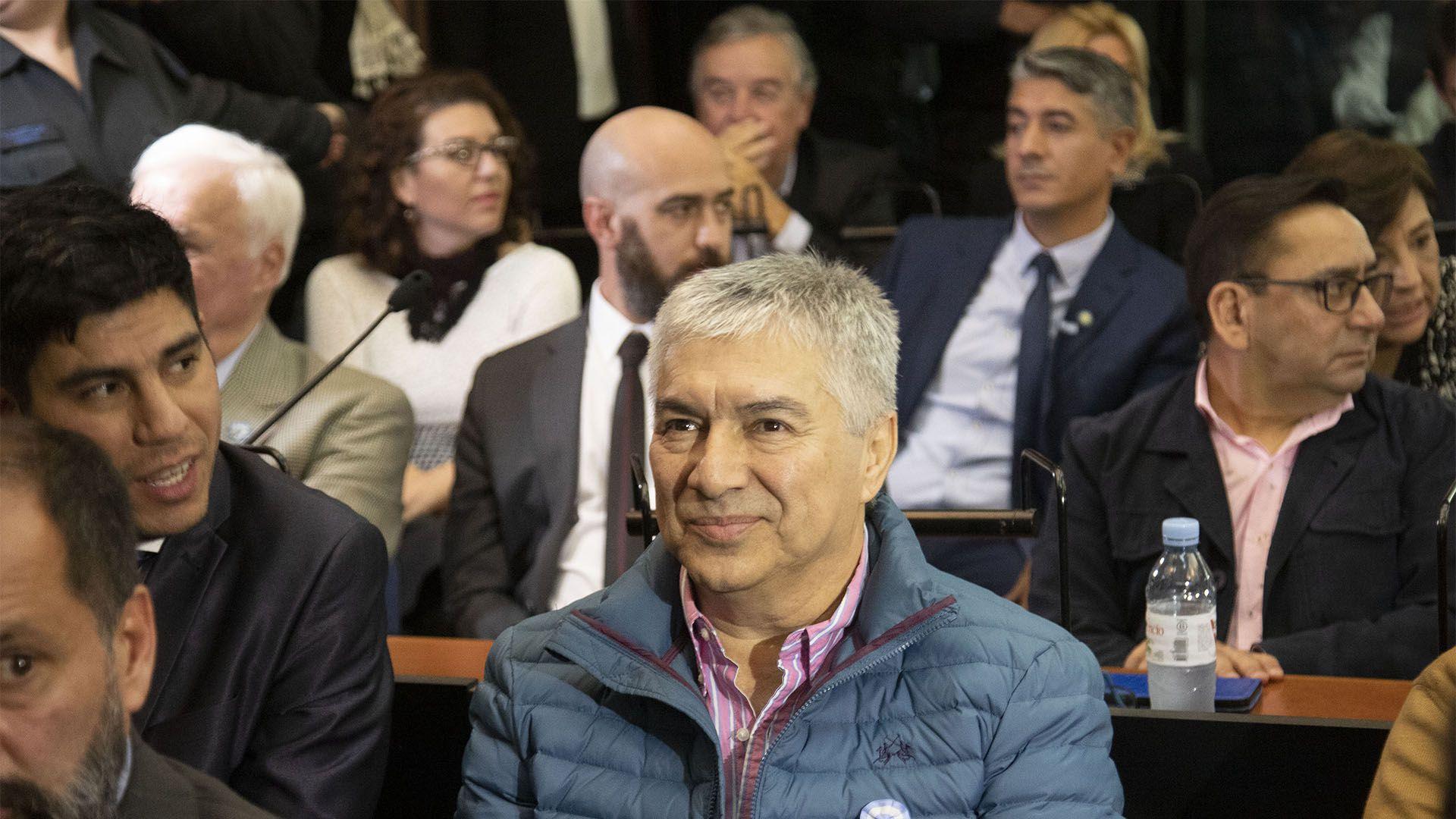 Lázaro Báez, uno de los principales acusados del caso por la obra pública de Santa Cruz
