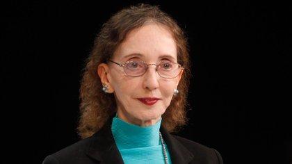 Joyce Carol Oates (Getty)