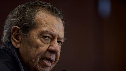 """""""Me opongo a violar la Constitución"""": Muñoz Ledo le dio la espalda a la 4T en el transitorio de la SCJN"""