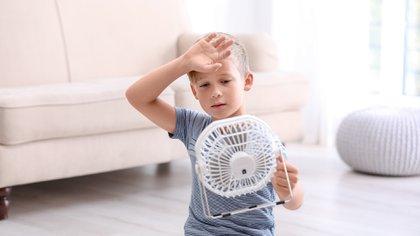 Los cambios bruscos de temperatura pueden traer consecuencias para el organismo (Shutterstock)
