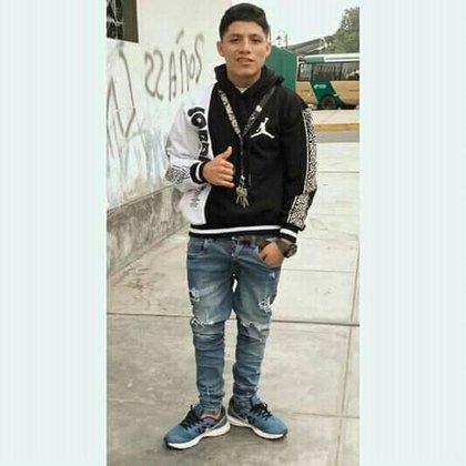 Joven peruano desaparecido en Colombia