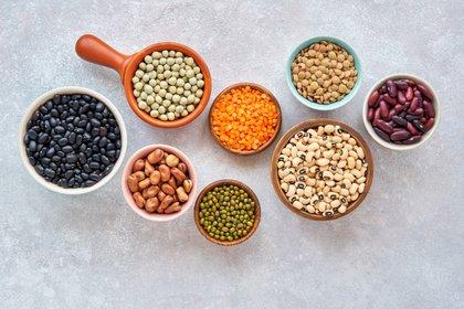 Legumbres, uno de los alimentos clave para proteger la salud (Shutterstock)