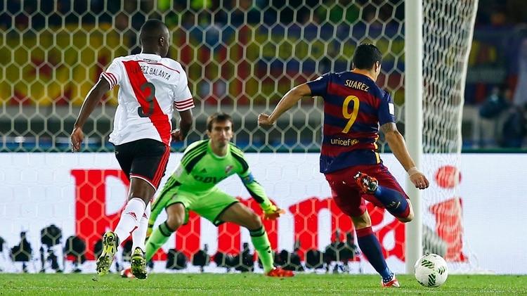 Barcelona vs River plate