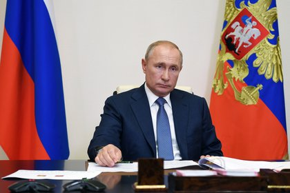 El presidente ruso Vladimir Putin (EFE/EPA/MIKHAIL KLIMENTYEV / RIA NOVOSTI)