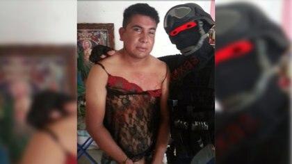 Morales Guevara se destacó por el gusto para humillar a sus víctimas (Foto: Captura de pantalla)
