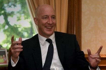 El embajador Kent