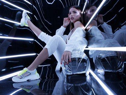 Publicidad de una conocida marca de moda, en una reciente ediciòn de Cybermonday