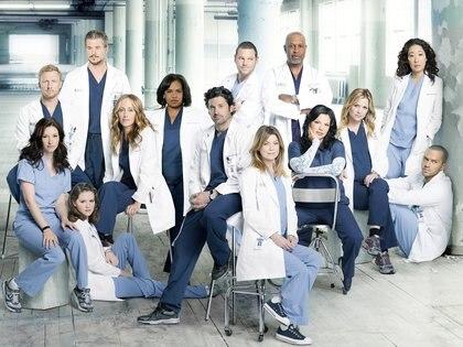 Centrada en las relaciones personales más que en las profesionales Grey's anatomy mantiene una audiencia fiel (ABC/BOB D'AMICO)