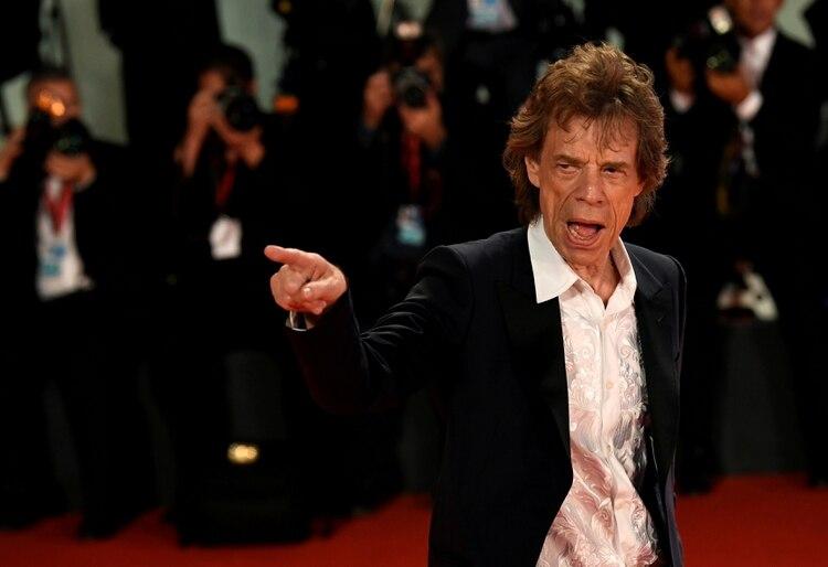 La agitada vida sexual de Mick Jagger: tuvo infinidad de amantes, entre anónimas y conocidas (Reuters)