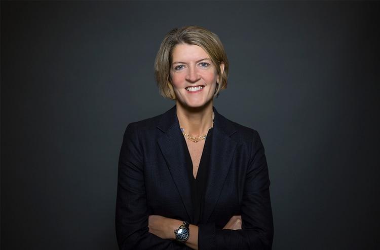 Beth Ford fue la primera persona homosexual declarada que asumió la presidencia ejecutiva de una empresa Fortune 500. (Land O'Lakes)