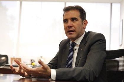 La propuesta será remitida a la Cámara de Diputados para que sea integrada al proyecto de Presupuesto de Egresos del Instituto para el ejercicio 2021 (Foto: EFE / Sáshenka Gutiérrez)